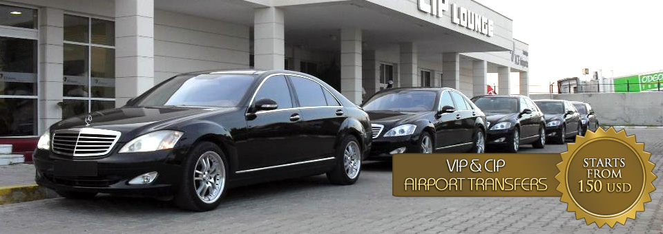 Vip & Cip Antalya Airport Transfer