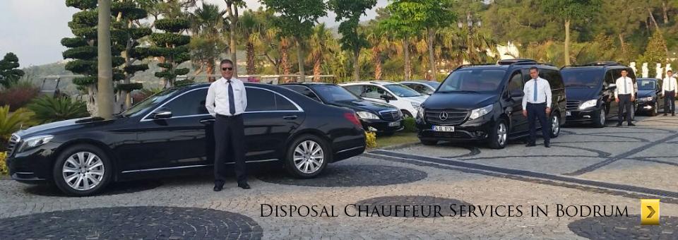 Antalya Mercedes S Class Rental