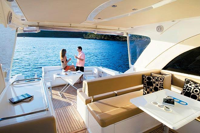 Romantic Boat Dinner