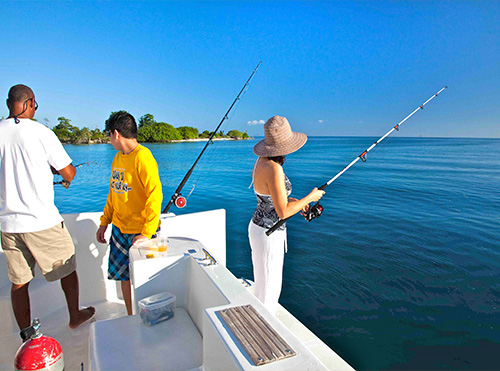 Luxury Fishing Tour