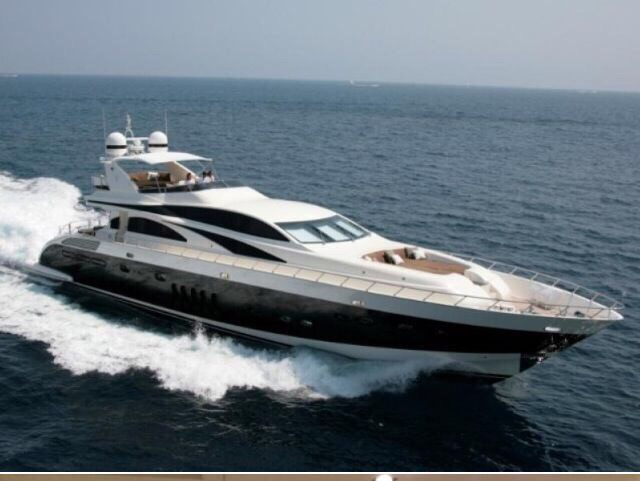 M-Y Dream 15 mt