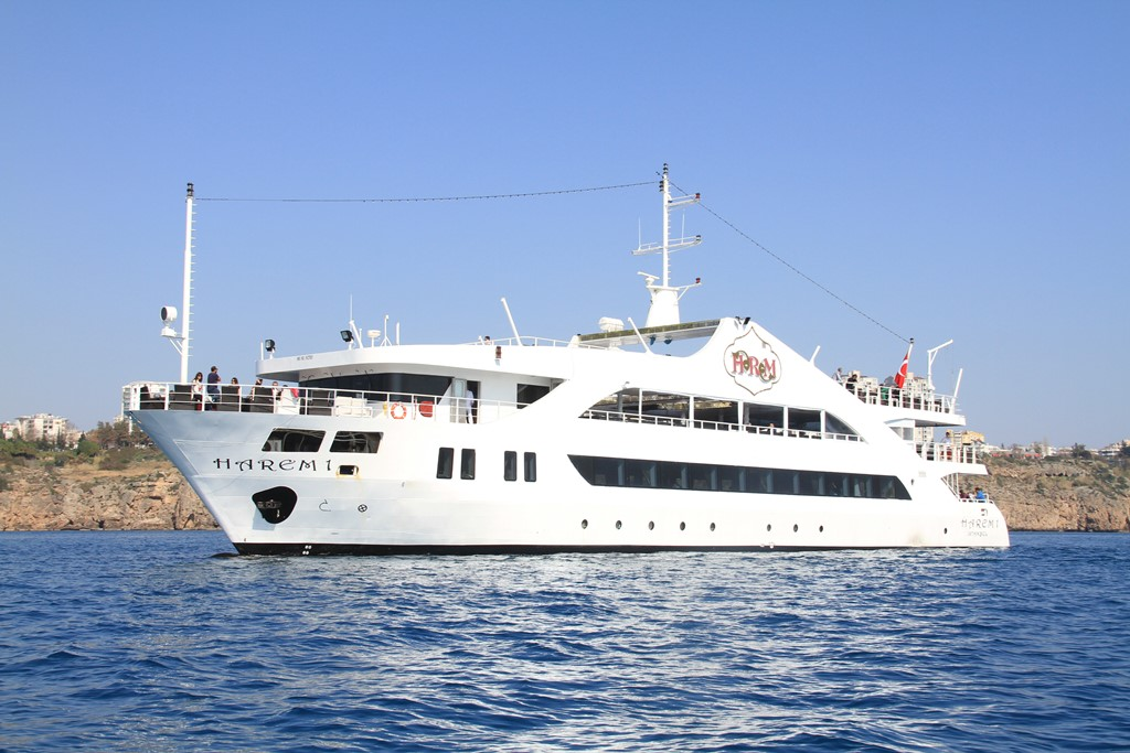 Harem Cruise Daily Tour