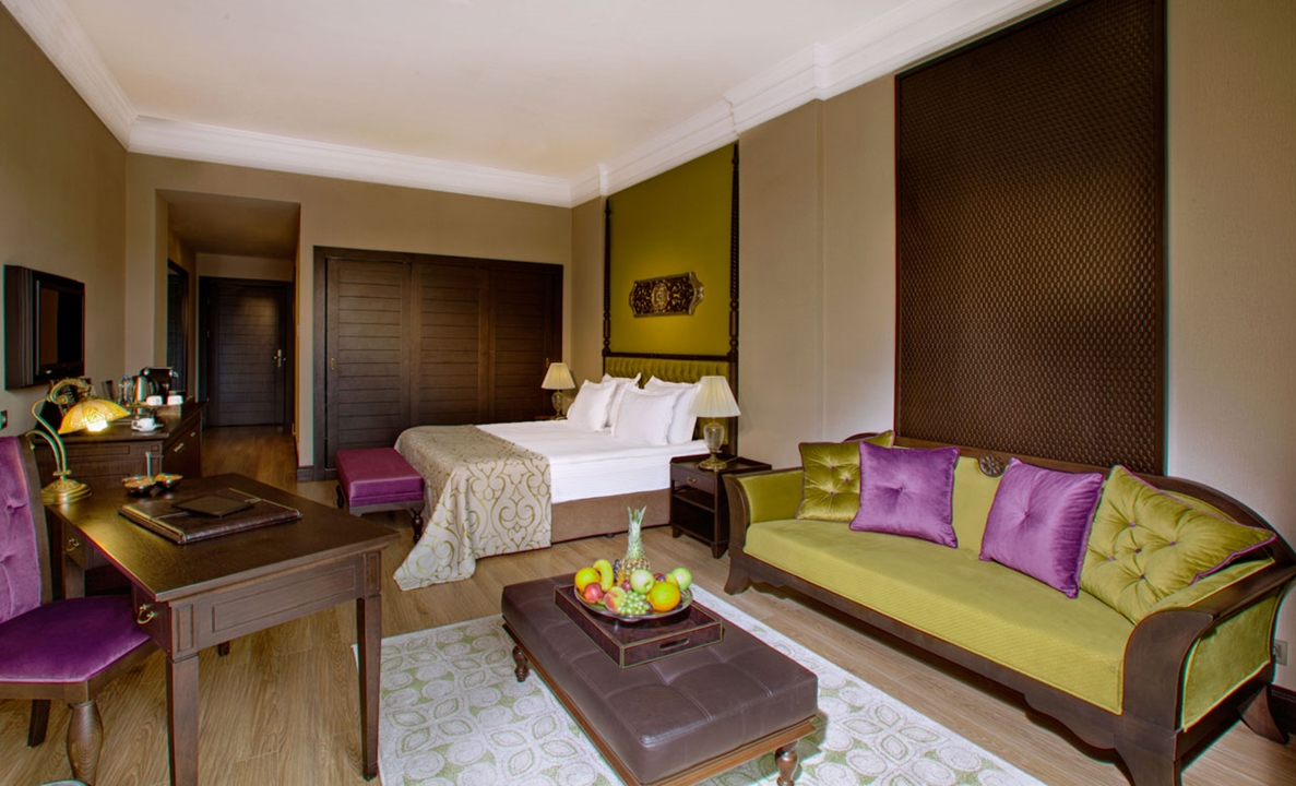 Vogue Hotel Bodrum - Family Suite