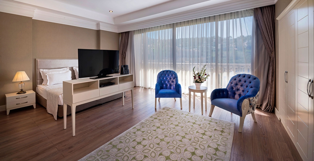 Vogue Hotel Bodrum - King Suite